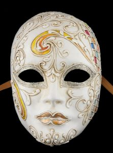 Les masques de la démocratie